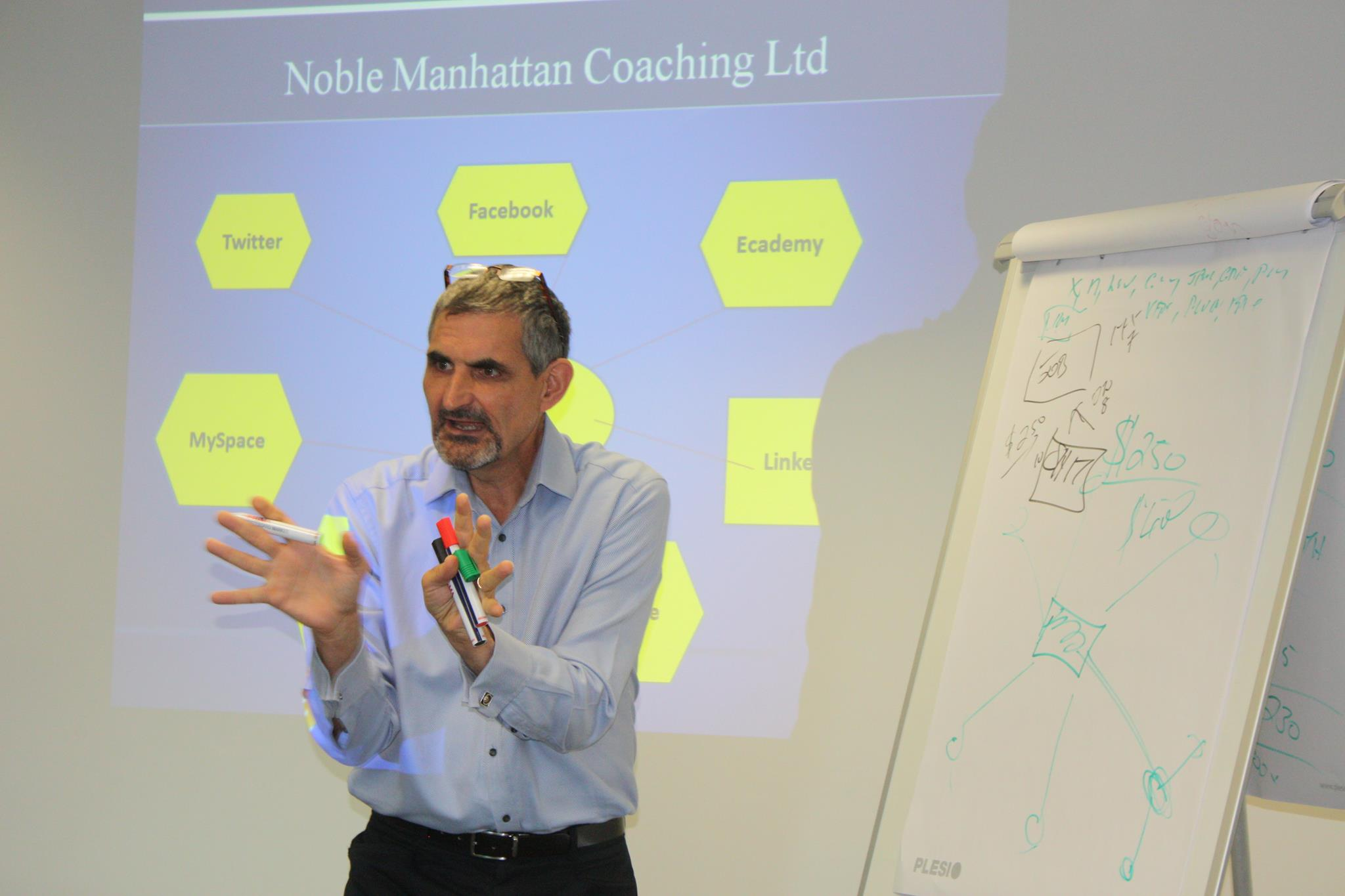 Building your coaching business